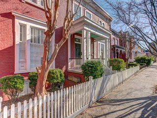 Historic with a modern flare, walkable to VCU!