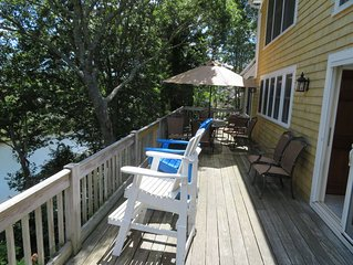 Gorgeous Multi Family Waterfront, Private Dock, Hot Tub/Sauna, Full Apartment