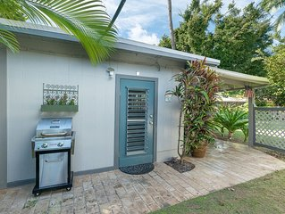 World Famous Kailua Beach Charming Cottage