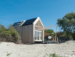 Detached eco cottage, located on the Grevelingenmeer