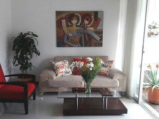 Toscana. Hermoso apartamento  amoblado