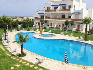 Superbe appartement à Passadena Sidi Rahal 4523