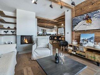 Savoie 42 - Moderne et athentique, appartement unique