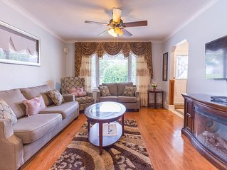 3 Bedroom with a Crib in Scarborough