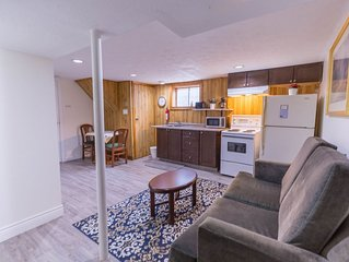 Gorgeous Basement Apartment in Wide Bungalow