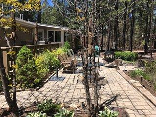 Family Mountain Retreat