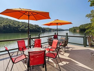 Casa Largo Lake House - Mr Lake Lure Vacation Rentals