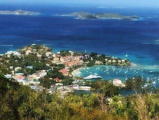 Egret's Rest - Grande Bay Resort, St. John, USVI
