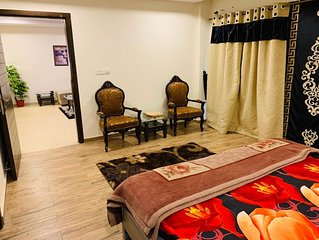 1 bed well furnished private apartment in bahria town Islamabad Rawalpindi
