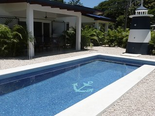 Casa Maritima II, exclusives Ferienhaus mit Pool und grandiosem Ausblick ,Sámara