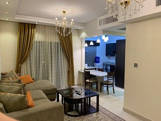 Lovely 2 bedroom modern apartment in Deir Ghbar, near Zait & Zatar supermarket!!