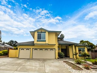 Amazing Family Friendly Home in Fremont