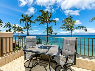 Ocean's Edge Bliss w/Open Kitchen, Lanai, WiFi, Flat Screens+Ceiling Fans–Paki M