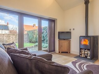 A contemporary bolt hole in Brancaster Staithe, providing open-plan living space