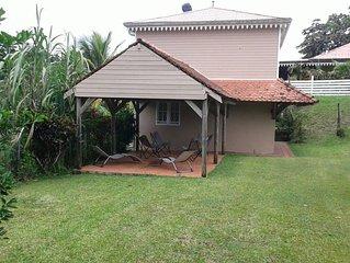 Superbe maison avec jardin and Wifi