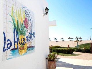 Appartement Pieds dans l'eau à Alcazaba Beach 4535