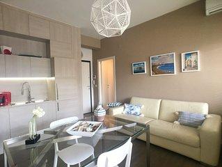 Confortevole e curato appartamento situato a Gallipoli, a due passi dal lungomar