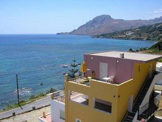 Ferienwohnung Libyana in Plakias - 6 Personen, 3 Schlafzimmer