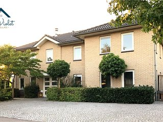 Luxurious villa - 18 people - Amsterdam and  beaches
