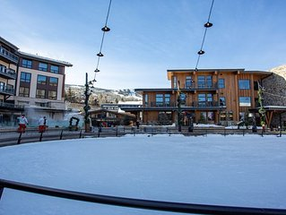 New to Vrbo: New Ski-in/Ski-out Suite in Village, outdoor pool/spa, fitness ctr
