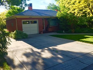Turn of the Century 3 Bedroom Home in an Accessible, Peaceful Boise Neighborhood