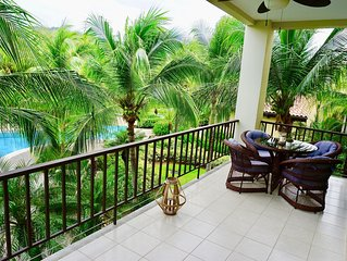 Luxurious Pacifico 2 bed condo in Playa Coco