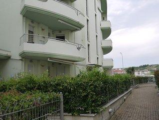 Appartamento completo fronte mare