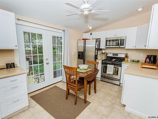 Updated Historic Home close to Downtown Saratoga Springs!