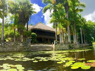 Private Mayan Garden Estate in the heart of the Jungle