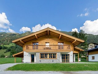 Charming Chalet in Bad Hofgastein with Sauna