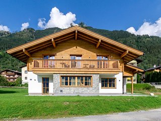 Luxurious Chalet in Bad Hofgastein Salzburg with garden