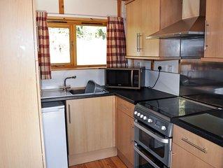 Ferienhaus Tay View Lodges in Pitlochry - 8 Personen, 4 Schlafzimmer
