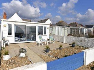 Ferienhaus Beach Cottage in Pevensey Bay - 4 Personen, 2 Schlafzimmer