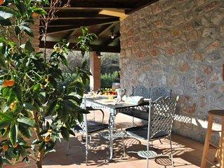 Ferienhaus Villa Thalia in Sperlonga - 7 Personen, 4 Schlafzimmer