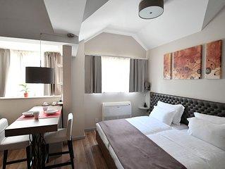 Apartments Srbija, Deluxe apartment #1