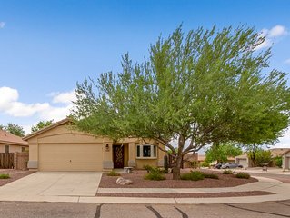 Beautiful Dove Mountain Home Near Golf, Dining And Entertainment!