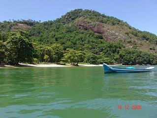 Casa de Praia no Caribe Brasileiro