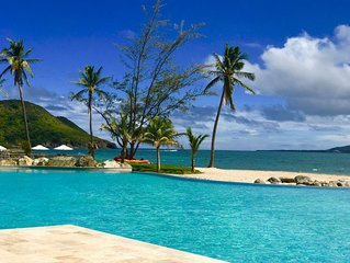 Luxury Sea View Rooms at the Brand New Park Hyatt Resort in St Kitts - Best Rate