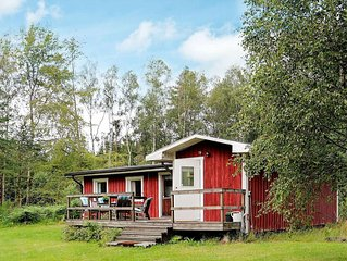 4 person holiday home in ORKELJUNGA