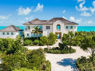 Long Bay Beach //Beachfront Family Vacation Rental in Paradise // 12 guests