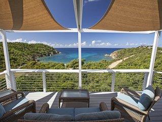 Kiddel Bay Cottage | Spectacular View & Walkable Beach Access