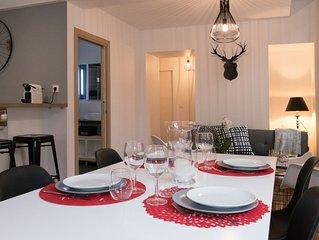 T3 60m2, 4* meublé, Le Tucou, FORFAIT CURE à partir de 900 euros, nous contacter