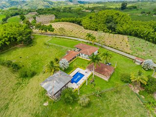 Hacienda Araucaria Habitación 10