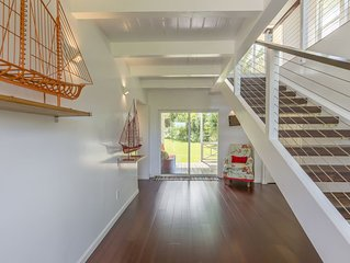 Lovely, spacious private estate, 300 ft to Sunset Beach   TA#************