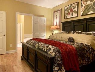 Greenville luxury Condo  -  Sleep 4