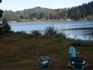 Paradise Cabin on Tenmile Lake