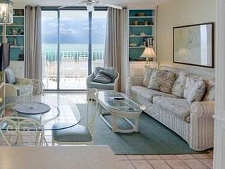 405 Sunswept 1/1.5 Orange Beach *AMAZING VIEW*DIRECTLY ON THE BEACH*