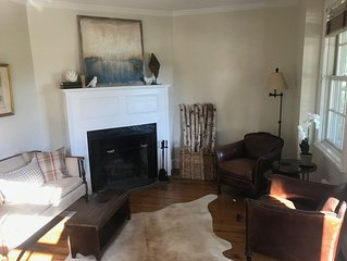 Historic Rental in Downtown Unionville