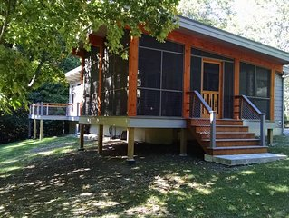 Pine Nook, a cozy private home near Lake George and Bolton Landing