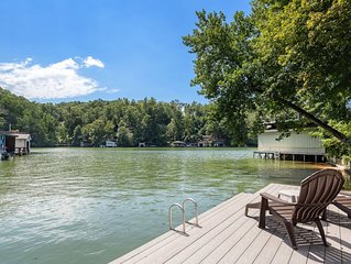 Long Family Lake House - Mr Lake Lure Vacation Rentals